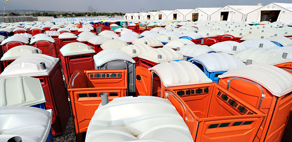 Champion Portable Toilets in Waukegan, IL